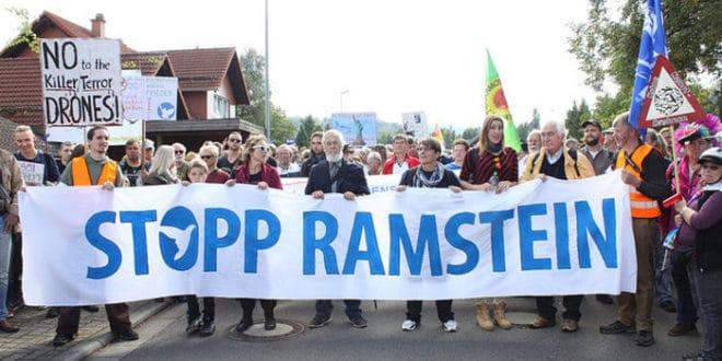 Клаус Хартман: Затворити базу Рамштајн – НАТО штаб за рат против Русије! 1