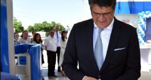 Градоначелник Ниша свечано отворио бензинску пумпу 5