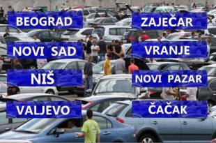 СРБИЈА КАО ЈЕДАН! Доста пљачке народа, гориво је прескупо!