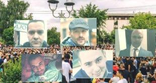 У Лазаревцу данас поново протести и захтев за ослобађање свих ухапшених! 7
