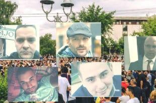 У Лазаревцу данас поново протести и захтев за ослобађање свих ухапшених!