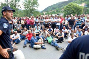 Малинари настављају блокаду, чекају МУТАВУ 9