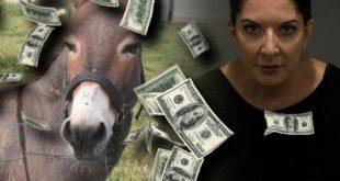 Држава платила 80.000 евра за ДВД у коме Марина Абрамовић гледа у магарца 16
