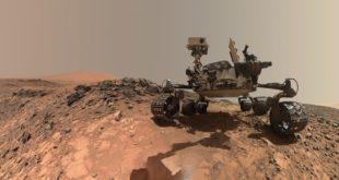 Возило Насе пронашло доказ да је на Марсу било живота? 8