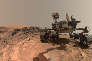 Возило Насе пронашло доказ да је на Марсу било живота? 11