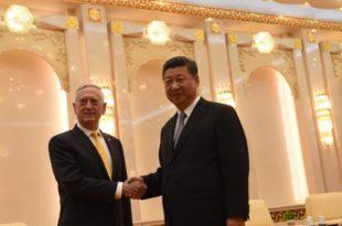 Си Матису: Кина никоме неће препустити ни педаљ земље својих предака