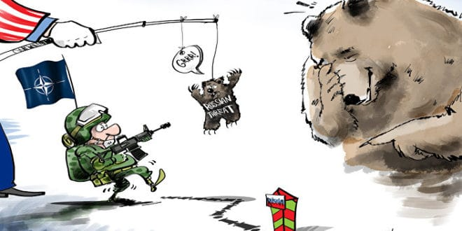 Русија у потпуности прекинула сарадњу са НАТО-ом 1