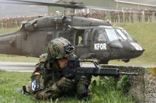 Немачки окупатор остаје на Косову
