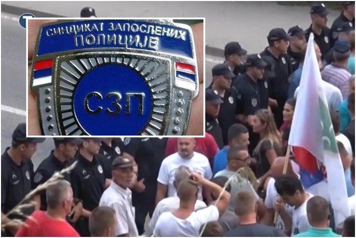 Малинари и даље на блокади, полиција одбија послушност велеиздајничком режиму! (фото) 4