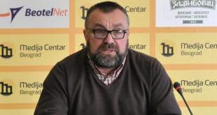 Новинар Цветковић тврди: Отели су ме људи са фантомкама