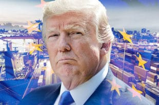 Наставља се трговински рат: Америка уводи нове царине у вредности 7,5 милијарди долара на робу из ЕУ