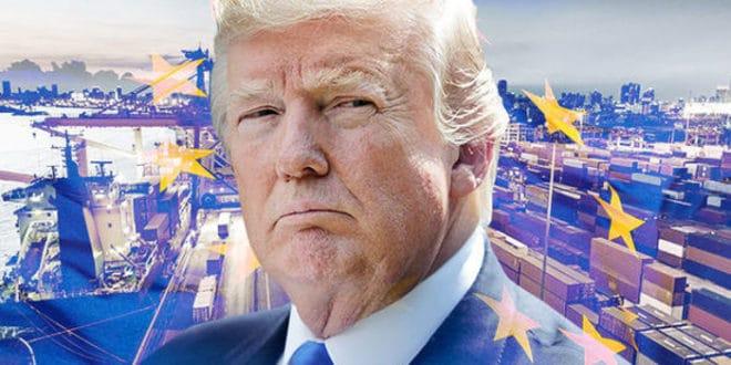 Наставља се трговински рат: Америка уводи нове царине у вредности 7,5 милијарди долара на робу из ЕУ 1