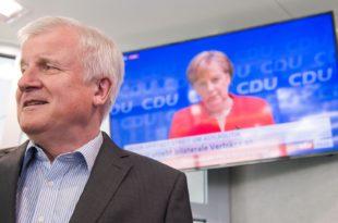 Због неслагања са Меркеловом немачки министар унутрашњих послова понудио оставку