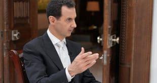 Асад: Ослобађање територија од окупатора и обнова земље главни приоритети