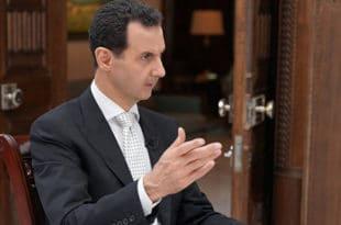 Асад: Ослобађање територија од окупатора и обнова земље главни приоритети 1