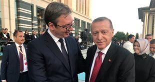 Српски дикатор обожава рањеног султана Ердогана 1