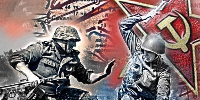 """Шести Стаљинов удар: Како је Црвена армија уништила 14.СС добровољачку дивизију """"Галичина"""" 1"""