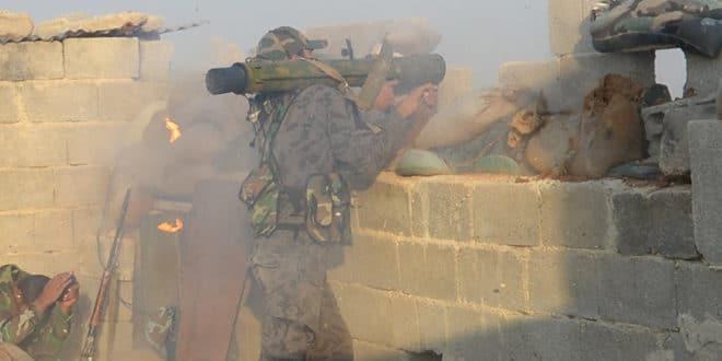 Последњи трзај терориста у Сирији 1