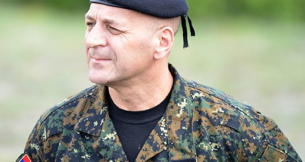 Смењен и командант Жанадармерије Драговић 1