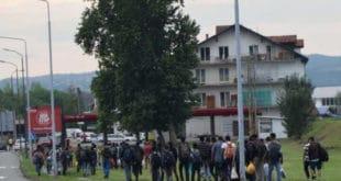 МУП Србије да одговори одакле оволики мигранти у Лозници! 8