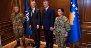 НАТО: Залажемо за трансформацију безбедносних снага Косова у оружане снаге 6