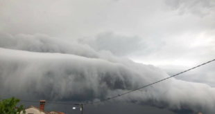 РХМЗ УПОЗОРАВА! У деловима Србије очекују се нови пљускови праћени олујним ветром 15
