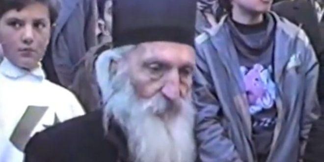 Патријарх Павле - Беседа у Пребиловцима 1991. (видео) 1
