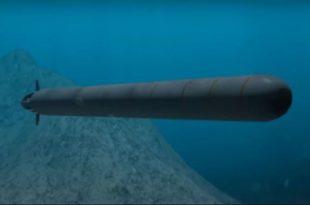 """Ексклузивнo: Ово је """"Посејдон"""", ново руско оружје на атомски погон (видео)"""
