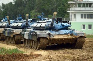 Србија друга на тенковском биатлону у Русији (видео)