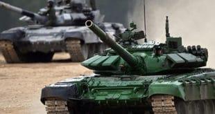 ПОЧЕO ТЕНКОВСКИ БИАТЛОН: Војска Србије на највећем војном мегдану на свету (видео) 8