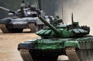 ПОЧЕO ТЕНКОВСКИ БИАТЛОН: Војска Србије на највећем војном мегдану на свету (видео)