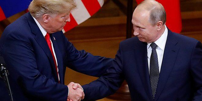 Трамп: Америка би требало да сарађује са Русијом, уместо да је гура у загрљај Кине