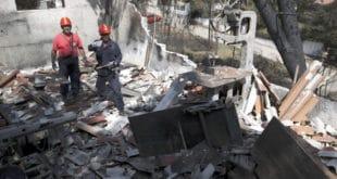 """ВАТРЕНА СТИХИЈА У АТИНИ: Видели да им нема спаса, 25 особа у загрљају дочекало смрт у """"кући ужаса"""" 5"""