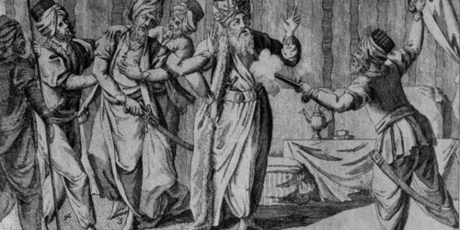 На данашњи дан убијене београдске дахије Аганлија, Кучук Алија, Мула Јусуф и Мехмед-ага Фочић 1