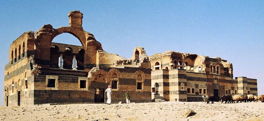 Qasr Ibn Wardan