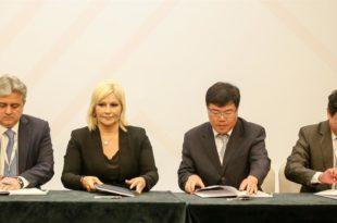 Зорана Михајловић за 108км пруге у равници потписала уговор вредан 943 милиона € 4