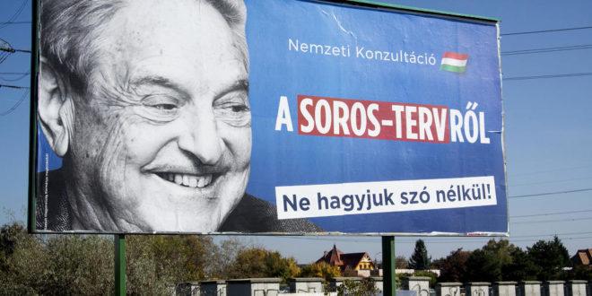 Због све већег притиска Орбанове владе Сорош сели своје председништво из Будимпеште у Берлин