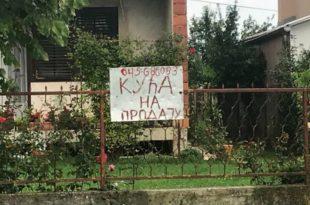 КОСОВО и МЕТОХИЈА: Срби масовно продају куће због ВЕЛЕИЗДАЈНИКА Вучића!