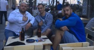 Бели одрадио председничке и локлане изборе и отворио кафић у центру Београда (фото) 24