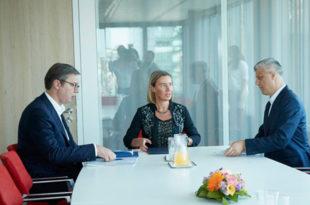 ВЕЛЕИЗДАЈНИЧКА ПОГАН не спасава ни Косово ни Србију већ би да и после издаје земље и народа настави да влада!