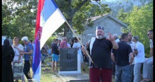 Црна Гора: Одржан парастос генералу Михаиловићу упркос противљењу комуниста (видео)