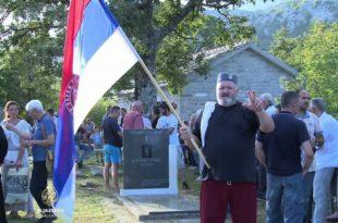 Црна Гора: Одржан парастос генералу Михаиловићу упркос противљењу комуниста (видео) 3