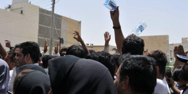 Немири у сушном Ирану због воде, има рањених