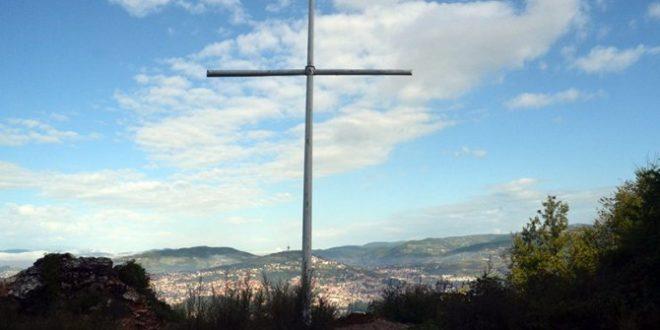 Споменик за 8.255 Срба побијених у Сарајеву 1