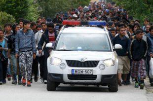 У Аустрији 250.000 илегалних миграната