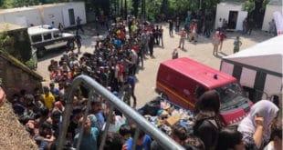 Мигрантска криза у БиХ измиче контроли (видео)