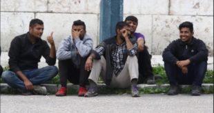Муслимани протерују мигранте из Бихаћа и Кладуше у српско Медено поље (видео)