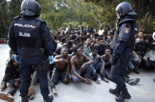 Шпанија добила премијера социјалисту а са њим и хорде афричких миграната!