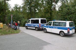 Немачка поставила пограничну полицију на три прелаза према Аустрији