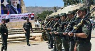 Сиријска армија потпуно ослободила провинцију Кунејтра која се граничи са Израелом 11